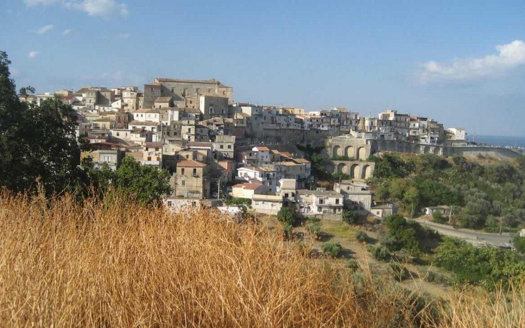 Monasterace, il piccolo borgo calabrese