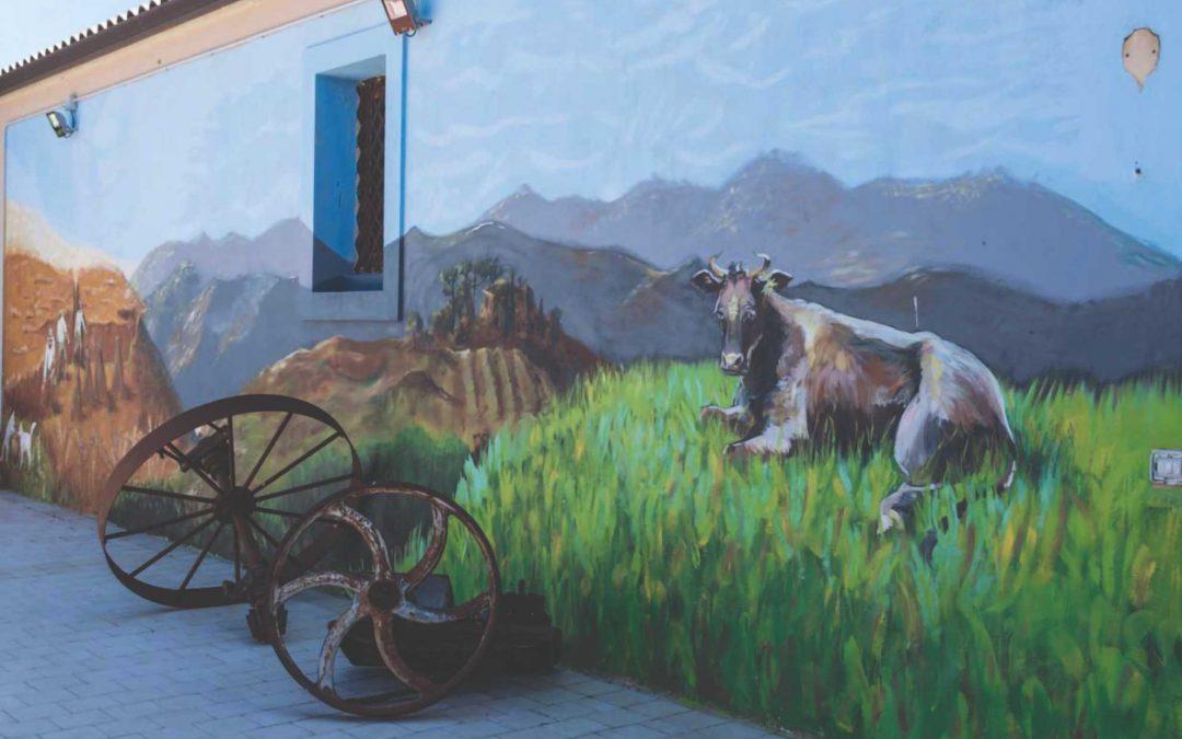 Zungri, la città di pietra
